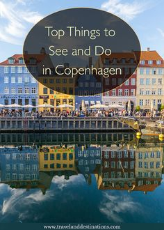 Learn some of the top things to see and do when visiting Copenhagen in Denmark. From stunning museums, historic landmarks, shopping areas and amazing viewpoints. Read this post to find out what to do during your visit. Copenhagen Travel, Copenhagen Denmark, Europe Travel Guide, Travel Destinations, Vacation Travel, Travel Guides, Family Travel, European Destination, European Travel