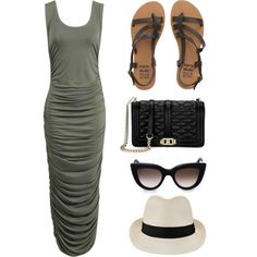 what shoes to wear with maxi dress 4