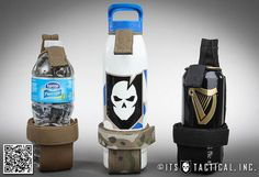 ITS Skeletonized Bottle Holders