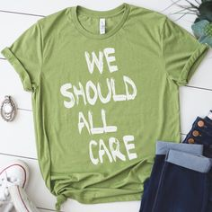 We Should All Care - benefits Raices