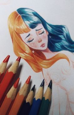 Alef Vernon On Instagram Just A Random Video Of Me Drawing And Coloring This Hair Of Mel On Melanie Martinez Drawings Melanie Martinez Anime Melanie Martinez