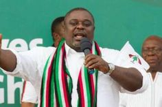Koku Anyidoho Exposes NPPs 1 Ghana 1 Vote Project In Volta