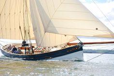 Luke Powell's pilot boats