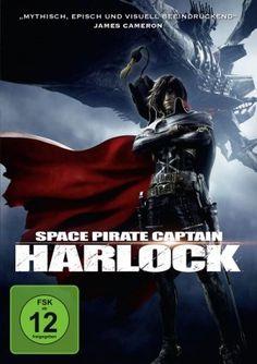 Space Pirate Captain Harlock 5/5 Sterne