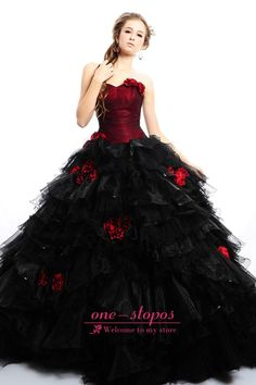 2014 Vintage Quinceanera Dresses Sweetheart Burgundy Satin Black Tulle Ball GownTiered Sweep Train Flowers Prom Gowns With Jacket BO5436