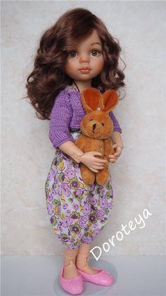 Девочка Мила. ООАК куклы Paola Reina. / Paola Reina, Antonio Juan и другие испанские куклы / Бэйбики. Куклы фото. Одежда для кукол