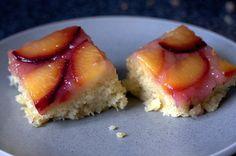 plum kuchen (a yeasted coffee cake!)