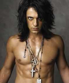 Criss Angel.  You're incredibly magical.