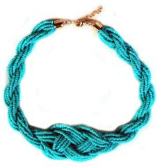 Bead Knot Necklace