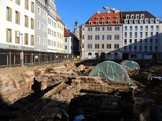 Dresdner-Bauten.de: Neumarkt Dresden - Impressionen 14.02.2017