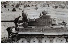 Panzerkampfwagen VI Tiger(H) (8,8 cm) Ausf. H1 (Sd.Kfz. 182) Nr. 121 | by Panzer…