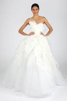 Oscar de la Renta Bridal Fall 2013