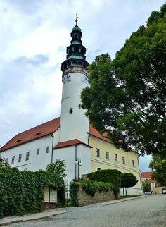 Barokní Chodský hrad - Domažlice