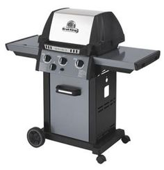 Broil King Monarch 340 Gas Grill: Broil King Monarch 340