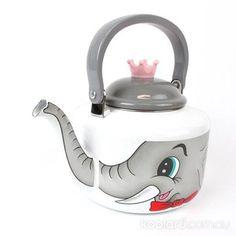 *Elephant teapot
