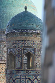 Samarkand, segunda ciudad de Uzbekistán