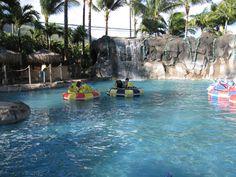 Bumper Boats at Maui Golf & Sports Park from Jon's Maui Info www.mauihawaii.org