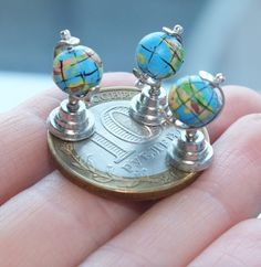 how to: 1/24th scale globes