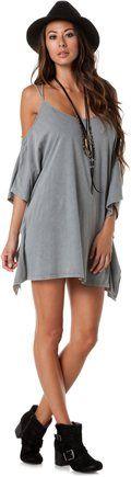 RVCA AT LAST DRESS | Swell.com