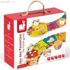 Kippenspel | Speelgoed Kiki
