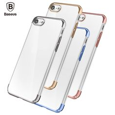 Find More Phone Bags & Cases Information about BASEUS Super Slim Ultra thin Hard Transparent PC Case Cover For iPhone 7 Plus 5.5 Inch Hard Clear Case Cove Glitter Protective ,High Quality cover for samsung galaxy s,China cover id Suppliers, Cheap cover pot from Guangzhou Etoplink Co., Ltd on Aliexpress.com