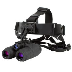 The Sightmark Ghost Hunter Night Vision Goggle kit is great for detailed observation during the night. The Night Vision Binoculars are equipped with a high-power infrared illuminat Hunting Clothes, Hunting Gear, Nocturne, Long Range Hunting, Ghost Hunting Equipment, Night Vision Monocular, Ghost Hunters, Survival Gear, Division