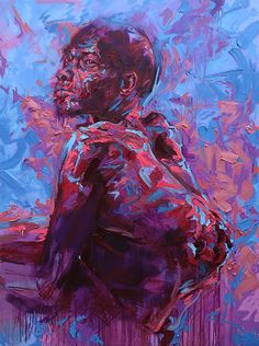 Artist's Incredible Oil Paintings of Homeless People with Severe Physical Disabilities. African Paintings, African Artists, South African Art, African Girl, Amazing Paintings, Oil Paintings, Homeless People, Afro Art, Medium Art
