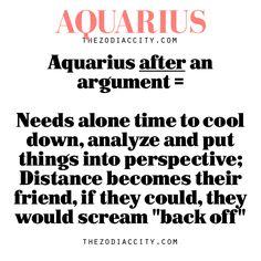 Throwback Aquarius.