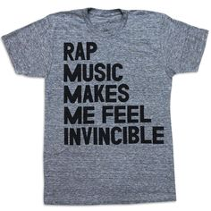 Print Liberation.Rap Music Tee Men's. They should rename themselves Tshirts for assholes.