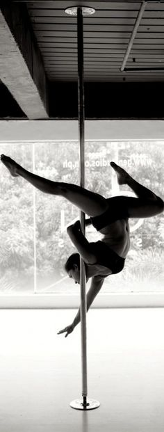 Pole Dancing is something I've always wanted to learn how to do and try, but just for fun! And its a great form of exercise. (35 Hobbies For Women | herinterest.com )