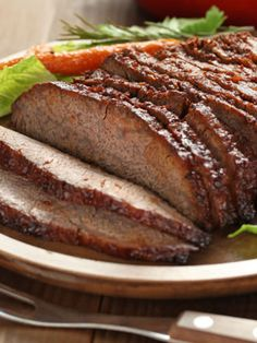 Follow this easy Sweet & Savory Beef Brisket recipe that makes a tender and flavorful beef! Make your own when you follow these steps! #liptonkosher http://www.joyofkosher.com/recipes/sweet-and-savory-beef-brisket/