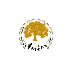 Logo Design for Amber, designed by Daymond & Co. Creative - Daymond E. Lavine aka Daymond the Brand Best Logo Design, Creative Logo, Cool Logo, Amber, Best Logo, Ivy