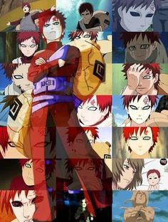 I'm not going to lie, Gaara is my favourite anime character ever. <3 i love you Garra!