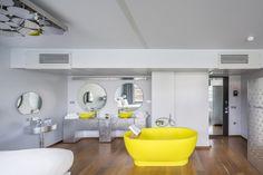 "Hotel Flottant by Seine Design ""Location: Paris, France"" 2016"