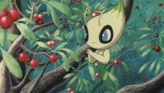 Sometimes when I introduce myself to others, people ask if my name is the same as Celebi the pokemon.