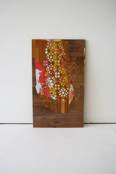 Get creative with wood as an ornamental piece of timber. Whether slab or plywood, stain it, paint it, draw art on it. Make it a beautiful & anywhere in your home (fireplace matel, bathroom, bedroom)