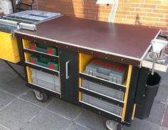 Der Ultimative Werktisch (zumindest für mich) mit Tischkreissäge, mein erstes Mammutprojekt Tischkreissäge,Maschinentisch,Werktisch,Master Cut 1000,Maschinenkofferregal