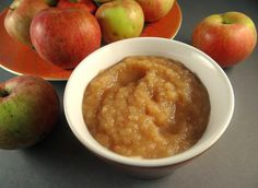Best Rosemary And Brown Butter Applesauce Recipe on Pinterest