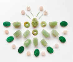 Woodlights Woudlicht - A conversation with the sacred - Listening to the stones - Crystal Grid Healing Watermelon Tourmaline, Crystal Grid, Malachite, Rose Quartz, The Cure, Healing, Abundance, Circles, Portal