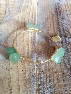 Double Green Bourbon and Boweties Bangle $32 and Free Shipping from Two Cumberland! available at www.facebook.com/twocumberland or Instagram: two_cumberland
