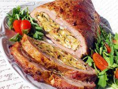 A sütőt kapcsold be, ne a fűtést! Hungarian Recipes, Hungarian Food, Meat Recipes, Meat Meals, Salmon Burgers, Food Inspiration, Bacon, Tapas, Food And Drink