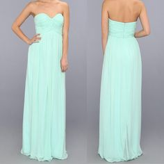 Mint bridesmaid dresses - long evening dress, chiffon bridesmaid dress, formal party dress, simple bridesmaid dress, long prom dress 2014 on Wanelo Simple Bridesmaid Dresses, Wedding Bridesmaids, Wedding Dresses, Bridesmaid Duties, Bridesmaid Ideas, Prom Gowns, Party Dresses, Chambelanes, Just In Case