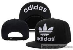 Adidas Snapback Black White