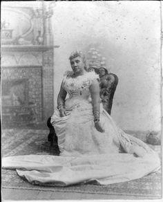 Liliuokalani, Queen of Hawaii, 1838-1917.