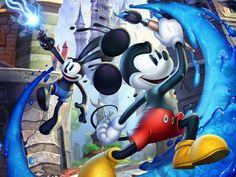 Epic Mickey 2 - Nintendo Power Cover
