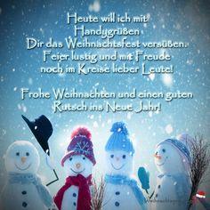 WhatsApp Weihnachtsgrüße Karte 16