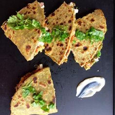 Priya's Page: Indian Quesadilla