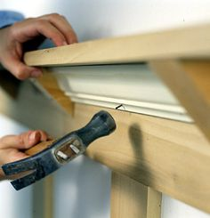 Crafting a Plate Rail & I Love Plate Rails - Bedroom Kitchen Living Room and Beyond ...