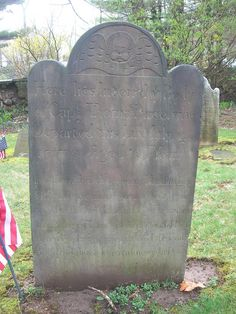 Capt. Thomas Parcel 1778 Parsil Family Burying Ground, Short Hills, NJ