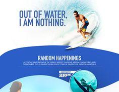 "Check out new work on my @Behance portfolio: ""SURFER magazine"" http://be.net/gallery/37861483/SURFER-magazine"